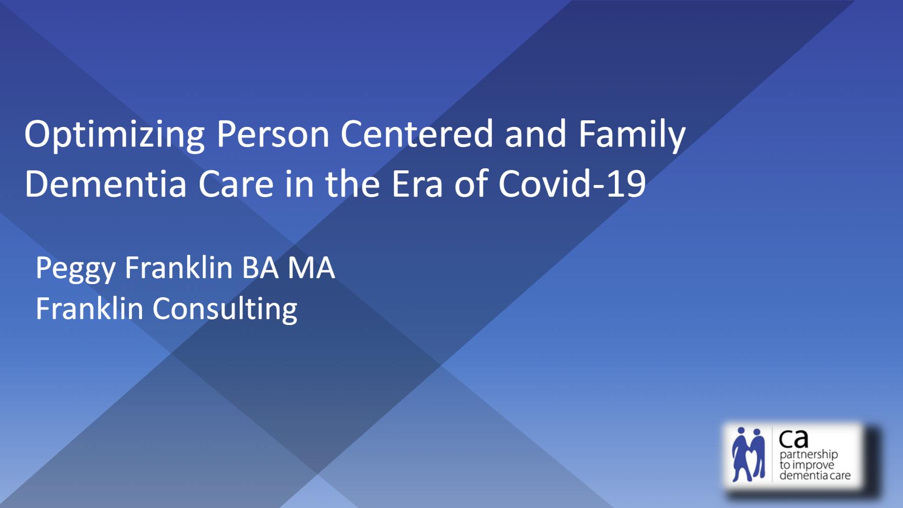 Family Support for Dementia Caregivers During COVID-19